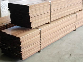 timber decking supplies