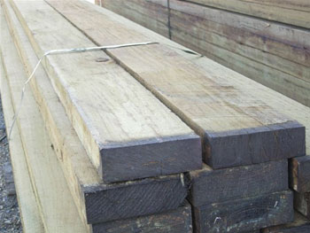 planks of hardwood